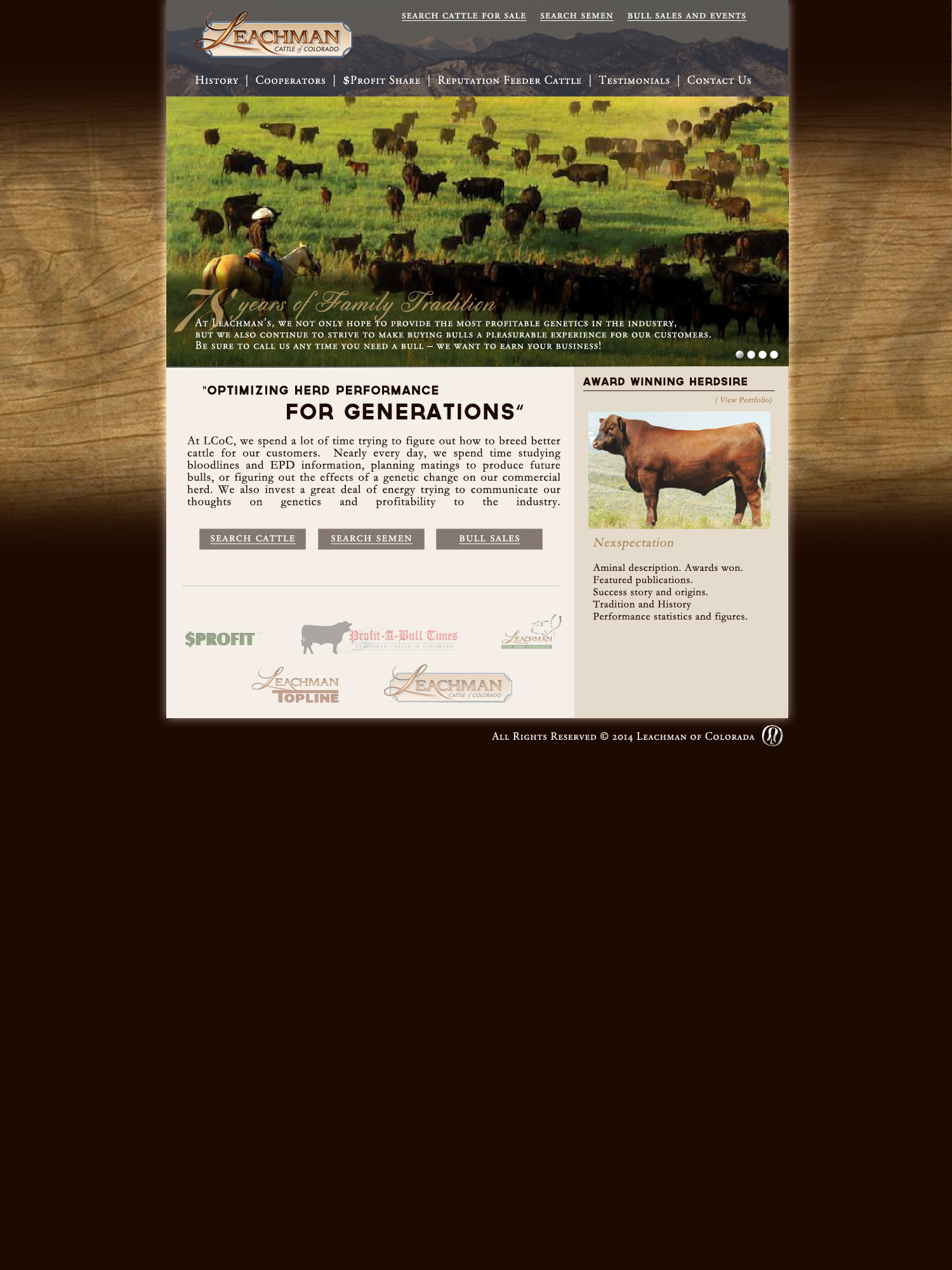cattle and better breeding program Total herd management for registered breeders and breed association import/export registered cattle everyone on the cattlemax team knows cattle and cattlemax.